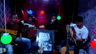 Tribute to Narayan Gopal cover song Aaja Voli HArek Saajh - by sutra band