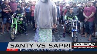 MPK TEAM (SANTY) VS JAYIT TEAM (SAPRI)