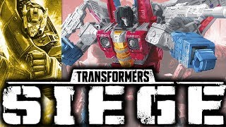 BEFORE IT'S OUT || Transformers Siege War for Cybertron Starscream [Photo Pre-Review]