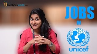 UNICEF- United Nations Children Fund Recruitment Notification 2017–Jobs, Exam dates & results