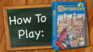 How to Play: Carcassonne