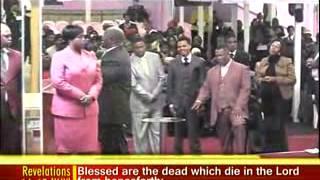Apostle Prophet Andile Myemane PhD The Heaven of Heavens part 1