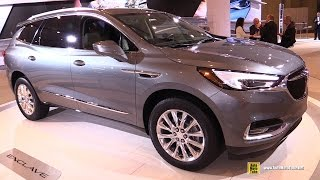 2018 Buick Enclave - Exterior and Interior Walkaround - Debut at 2017 New York Auto Show