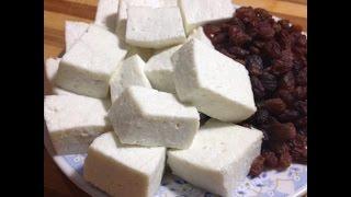 Cottage Cheese طرز تهیه پنیر افغانی