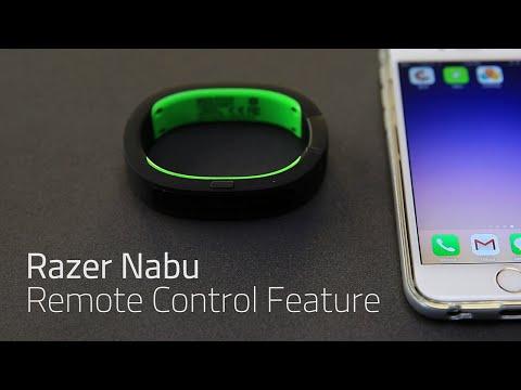 Razer Nabu | Remote Control for iPhone