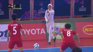 Highlight Viet Nam 0-5 Iran ( AFC Women