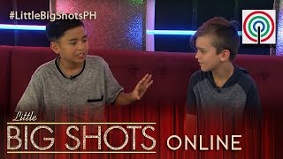 Little Big Shots Philippines Online: Will | Frisbee Trick Shot Performer