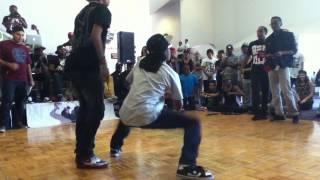Battle Tactix 2012 - Kid Stylez & Fik-Shun vs Joe Styles & Afrojack