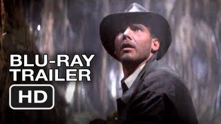 Indiana Jones Complete Blu-Ray Trailer - Steve Spielberg Movies HD