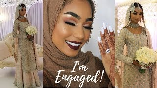 I'M ENGAGED !   What went wrong during my engagement + tips for new brides !