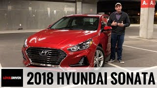 2018 Hyundai Sonata Limited - LoyalDriven