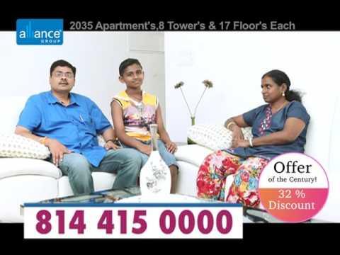 Luxury Apartments in Chennai Near Annanagar