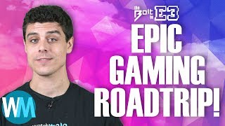 Dan's EPIC GAMING ROAD TRIP - Coming July 1st to WatchMojo!