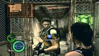 Resident evil-5 Sheva walkthrough part-1/6