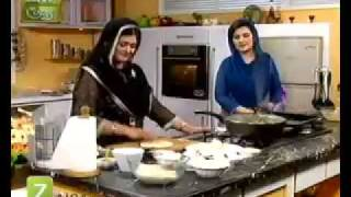 Murgh Cholay And Roghni Till Walay Naan by Chef Samina   Zaiqa