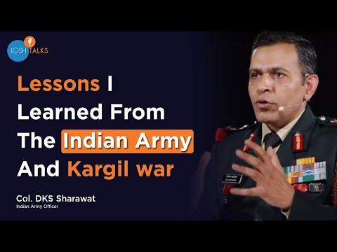 Xxx Mp4 Leadership Lessons From The Indian Army Col DKS Sharawat Josh Talks 3gp Sex