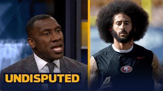 Is Colin Kaepernick being blackballed by the NFL? | UNDISPUTED