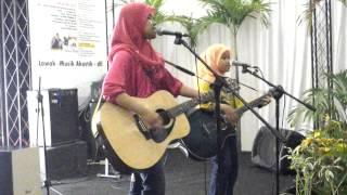 Tahsa and Yasmin 22 cover