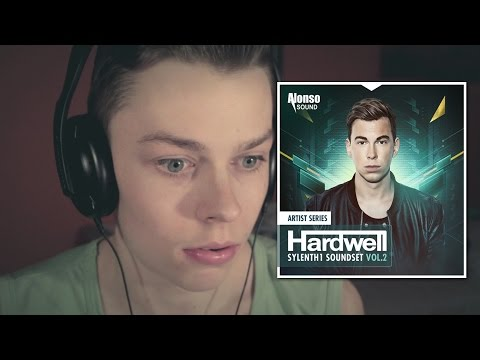 Official Hardwell Made Sylenth Soundset Vol. 2 Preview [Free Limited Download]