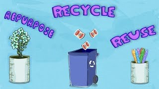 Environment: Reuse, Repurpose, Recycle