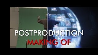 POST PRODUCTION of Darth Maul: Apprentice (Making Of)