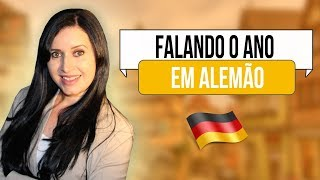 """Falando o """"Ano"""" em Alemão"""