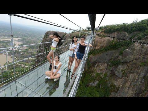 Xxx Mp4 Chaina Glass Suspension Bridge Chaina Glass Suspension Bridge Historical Place Funn Enjoye Detail 3gp Sex