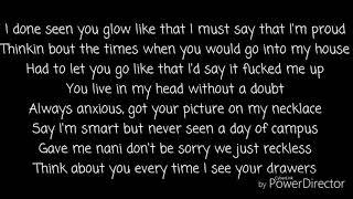 Glow Like Dat Lyric - Rich Brian
