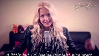 Me & My Broken Heart  -  Macy Kate cover 中文字幕