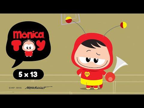 Mônica Toy A Buzina T05E13