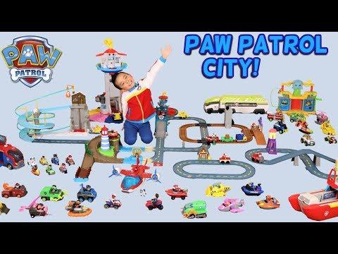 BIGGEST PAW PATROL CITY Ckn Toys