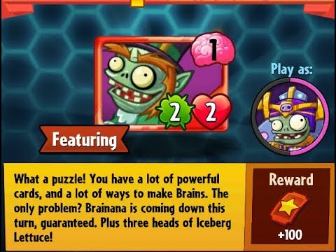 Xxx Mp4 Puzzle Party Daily Event 17 Th October 2018 Plants Vs Zombies Heroes Day 2 3gp Sex