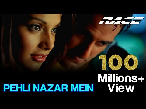 Xxx Mp4 Pehli Nazar Mein Video Song Race I Akshaye Khanna Bipasha Basu Atif Aslam 3gp Sex