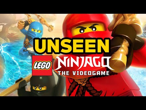 LEGO Ninjago the Videogame Warner Trailer for DS HD