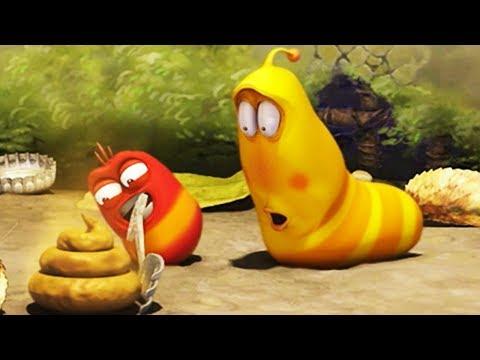 Xxx Mp4 LARVA WASTE Cartoon Movie Videos For Kids Larva Cartoon LARVA Official 3gp Sex