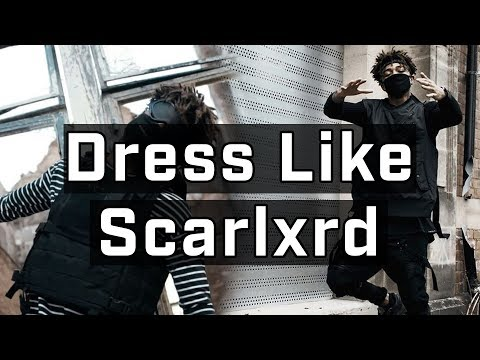 Xxx Mp4 How To Dress Like SCARLXRD Is It Techwear 3gp Sex