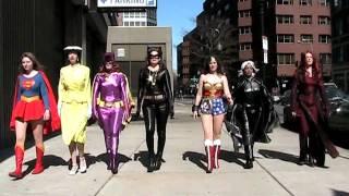 The Superheroine Monologues Teaser