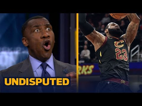 Xxx Mp4 Shannon Sharpe Reacts To LeBron's 40 Pt Triple Double Night In Win Over Milwaukee UNDISPUTED 3gp Sex
