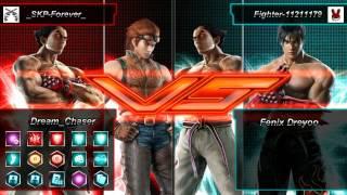 Tekken Card Tournament Android Kazuya Tags