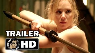 LADY BLOODFIGHT - Official Trailer #2 (2017) Amy Johnston Action Movie HD