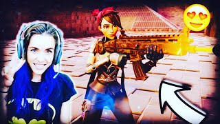 So I Found This Girl With 3 MODDED WRAITHS In Fortnite Save The World