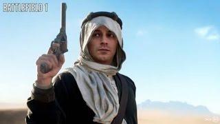 Battlefield 1 Single Player Trailer