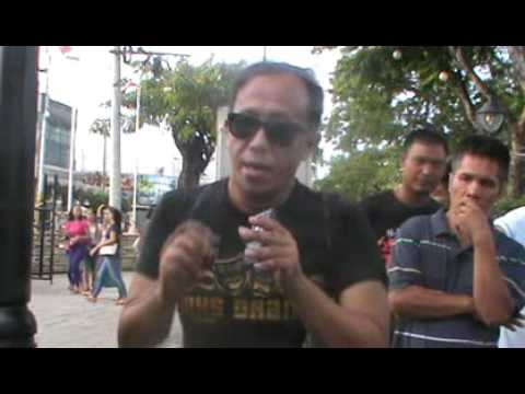 Armagiddon with tigbakay sa Plaza 06 20 16 Part 1