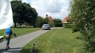 Bosham village at hightide