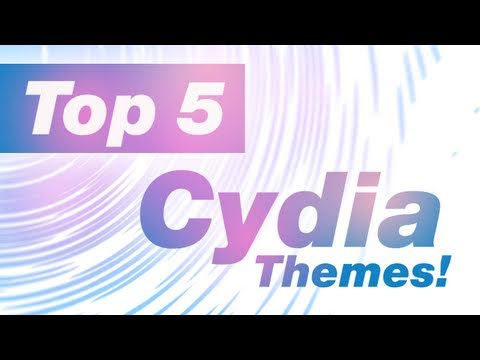Top 5 Must Have Cydia Themes & Dreamboard for iPhone iPod 2011