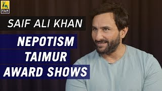 Saif Ali Khan Interview with Anupama Chopra | Chef