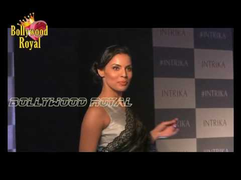 Chitrangada Singh Walks The Ramp As Showstopper For 'INTRIKA' Wear Part  2