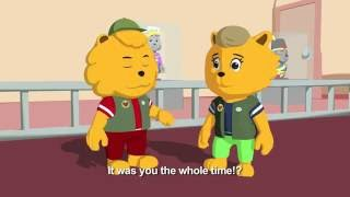 Singa and the Kindness Cubbies Season 3 (Ep 2) - To Catch A Litterbug