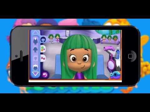 Bubble Guppies Cartoon Game Spongebob Squarepants Full Episodes Kids Games in English