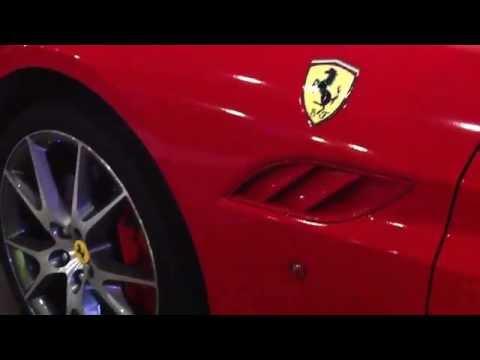 Ferrari California - HIN Hot Import Night Jogja